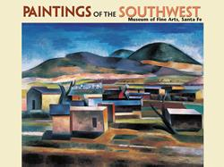 B/N PAINTINGS OF THE SOUTHWEST,0366