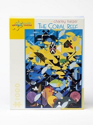 PUZ CHARLEY HARPER THE CORAL REEF