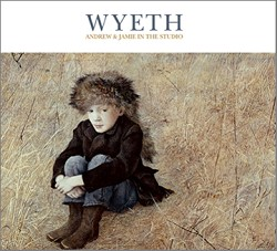 WYETH: ANDREW & JAMIE IN THE STUDIO