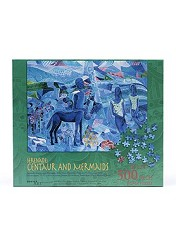 SERENADE: CENTAUR & MERMAID PUZZLE