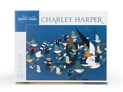PUZ CHARLEY HARPER MYSTERY OF THE MISSING MIGRANTS