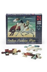 RODEO-PICKUP MAN PUZZLE