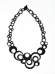BATUCADA: NIGHT BUBBLES NECKLACE