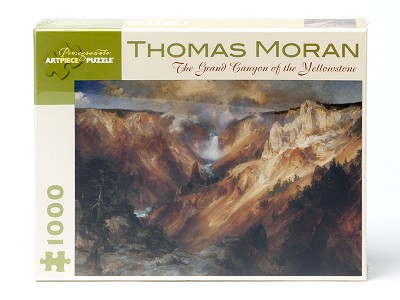 PUZ THOMAS MORAN YELLOWSTONE,AA611
