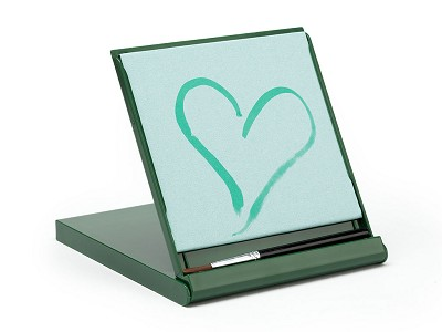 FOREST GREEN BUDDHA BOARD MINI,GREEN