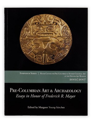 PRE-COLUMBIAN ART & ARCHAEOLOGY,9780914738824