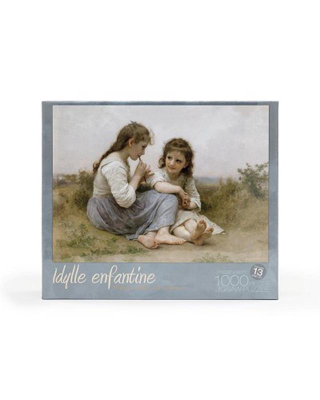 PUZZLE IDYLLE  ENFANTINE,9173