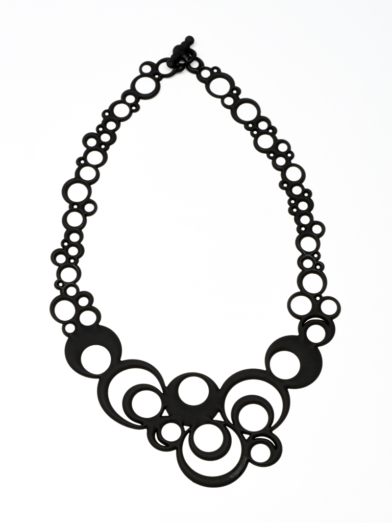 BATUCADA: NIGHT BUBBLES NECKLACE,8-01-01-02