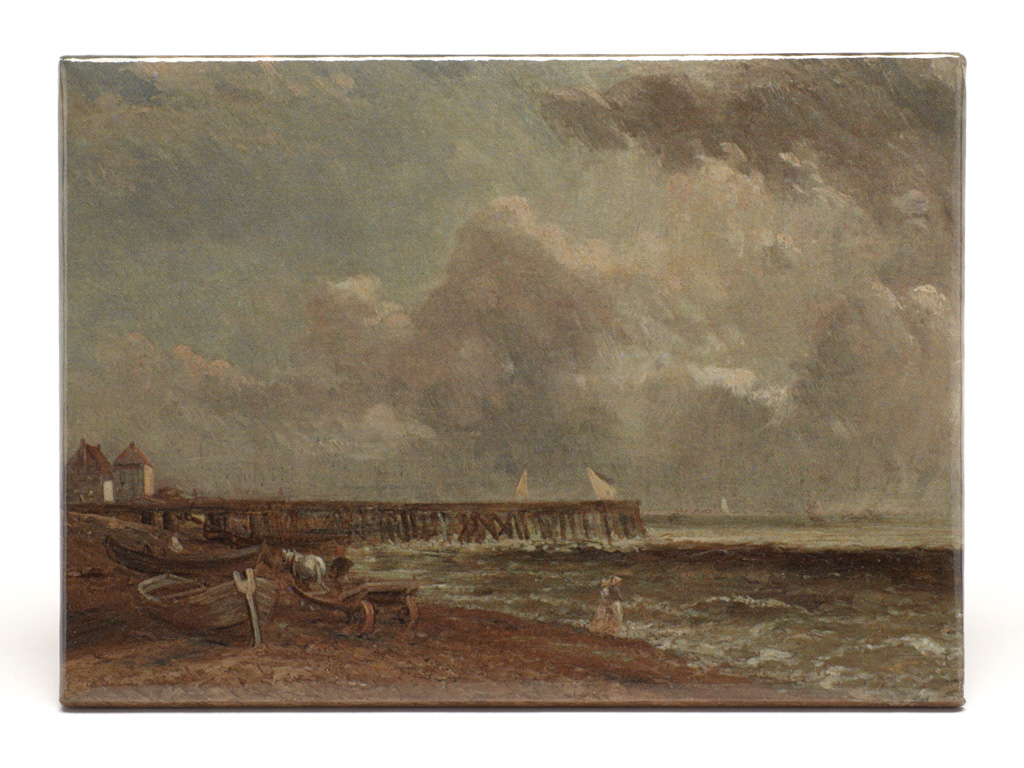 YARMOUTH PIER MAGNET 2.5X3.5