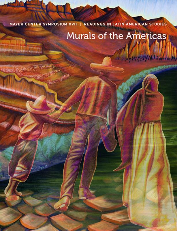 MURALS OF THE AMERICAS,9780914738855