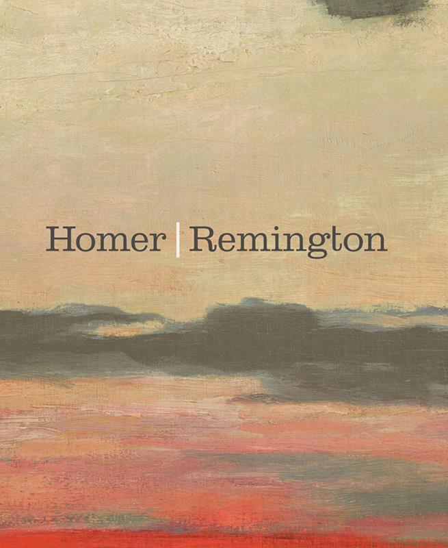 HOMER - REMINGTON CATALOG,9780300246100